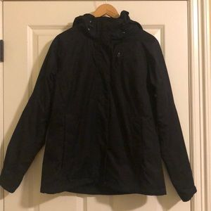 North Face 2 in 1 jacket